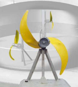 FLYGT Banana Rührwerke für Biogasanlagen