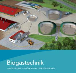 FLYGT Biogastechnik