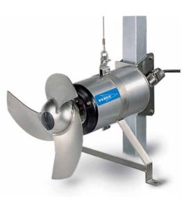 FLYGT Rührwerke für Biogasanlagen
